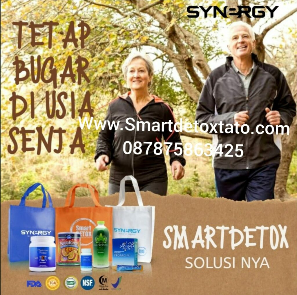 Smartdetox Solusi Bugar di Usia Senja 087875863425